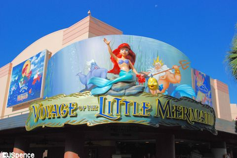 Voyage of the Little Mermaid