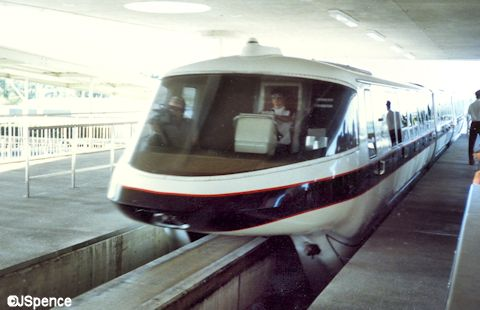 Monorail Black