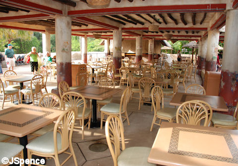 Dawa Bar Seating
