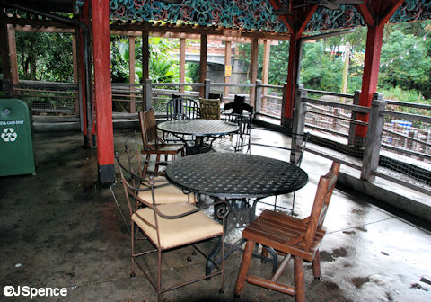 Asia Table and Chairs