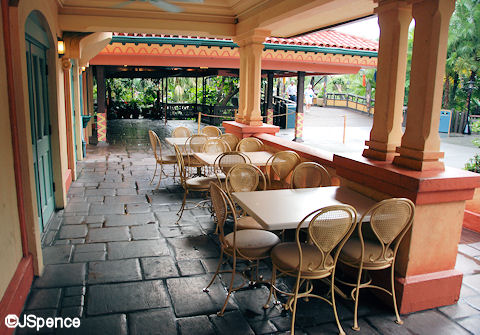 Adventureland Tables and Chairs