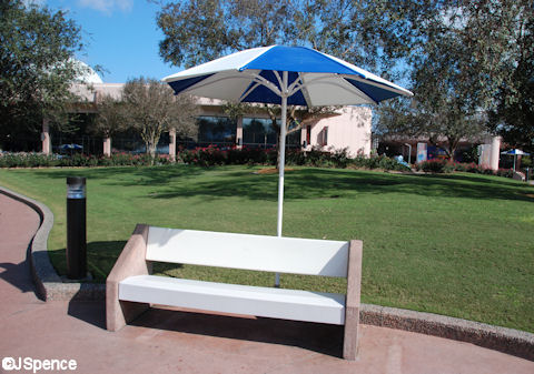 Future World Benches