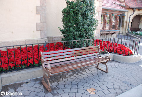 Germany Bench