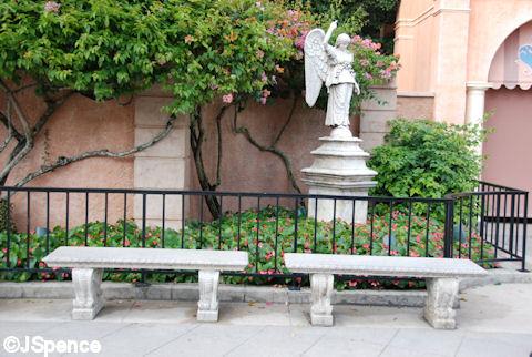Italy Bench