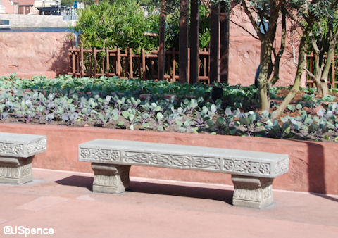 Morocco Bench