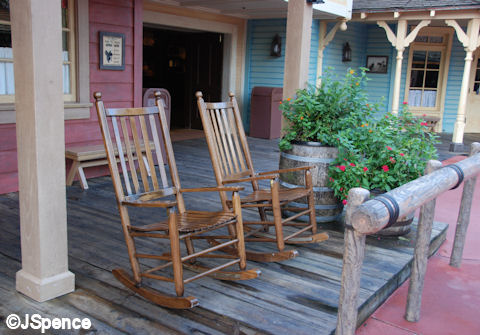 Frontierland Rocking Chair