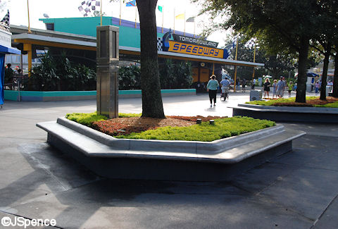 Tomorrowland Planter Seating