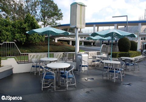 Tomorrowland Tables and Chairs