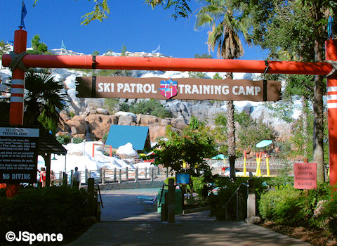 Ski Patrol Training Camp