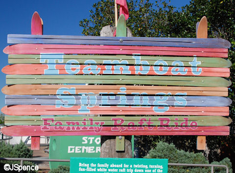Teamboat Springs Sign