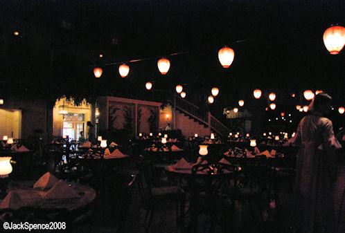 Blue Bayou Restaurant Tokyo Disneyland