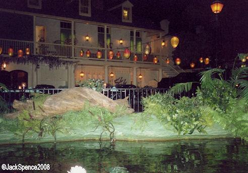 Blue Bayou Tokyo Disneyland