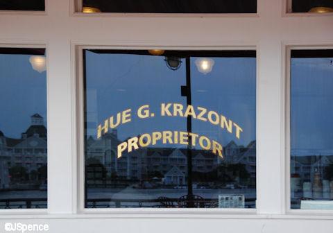 Hue G. Krozont