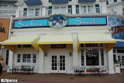 Seashore Sweets'