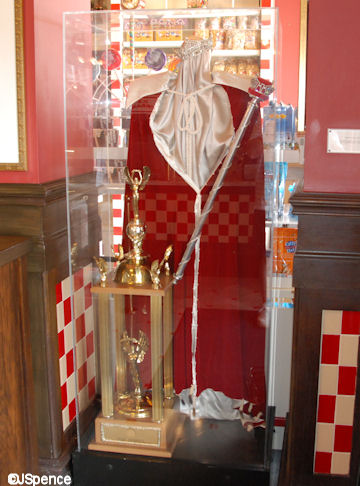 Miss America Robe and Crown