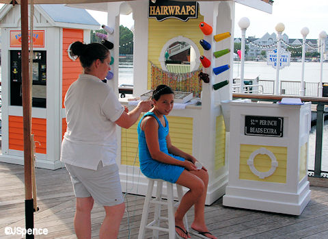 BoardWalk Hairwraps