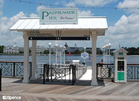 Promenade Pier