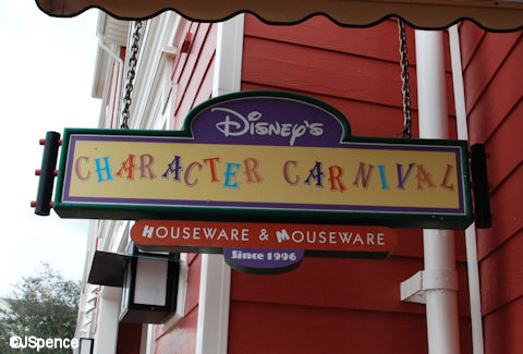 Character Carnival