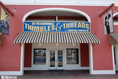 Thimbles & Threads