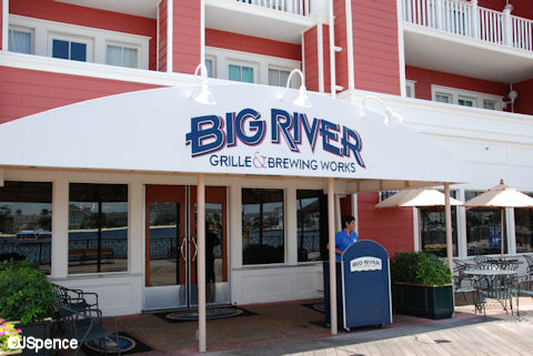 Big River Grille & Brewing Works