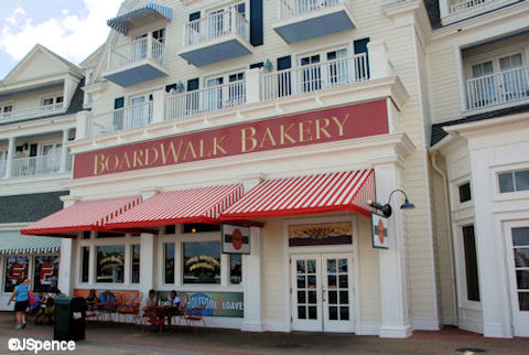 Old Boardwalk Bakery