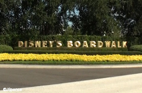 BoardWalk Entrance