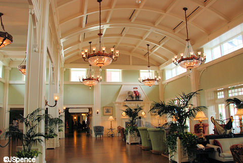 BoardWalk Lobby