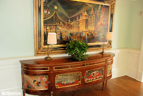 Credenza and Amusement Park Rides