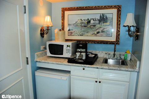 Garden Suite Kitchenette