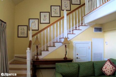 Garden Suite Stairway
