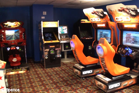 Side Show Games Arcade