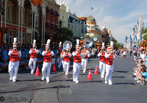 Walt Disney World Band