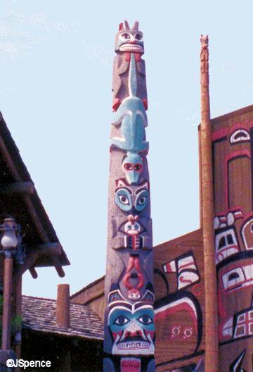 Original Totem Pole