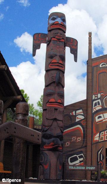 New Totem Pole