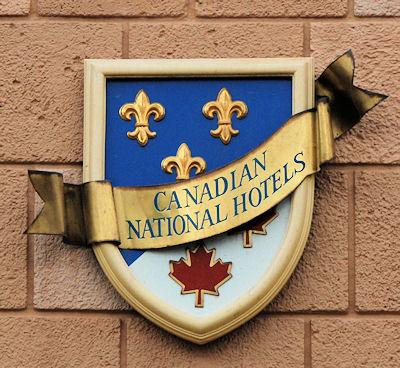 Disney's Canadian National Hotels Emblem
