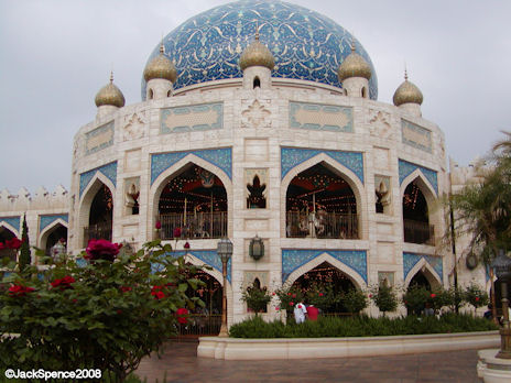 Caravan Carousel Arabian Coast - Tokyo DisneySea