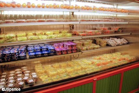 Grab N Go Refrigerator