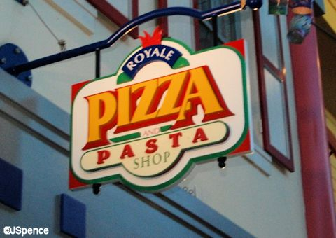 Royale Pizza and Pasta Shop