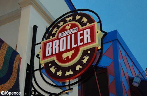 Bridgetown Broiler