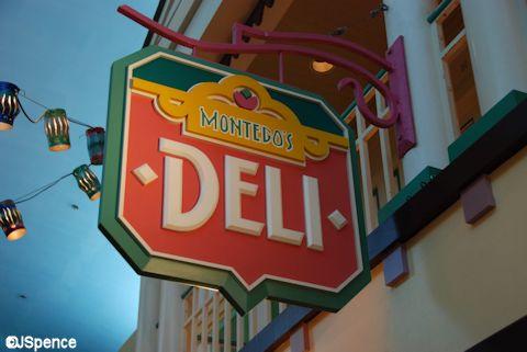 Montego's Deli