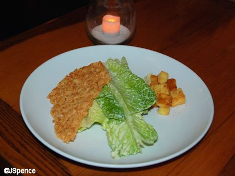 Caesar Salad with House-made Dressing