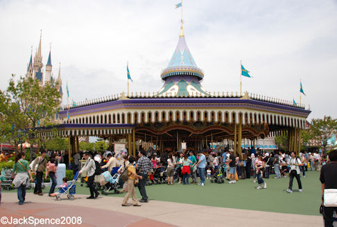 Fantasyland Part 1 Tokyo Disneyland Allears Net