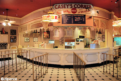 Casey's Corner Interior