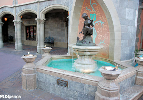 Cinderella Fountain