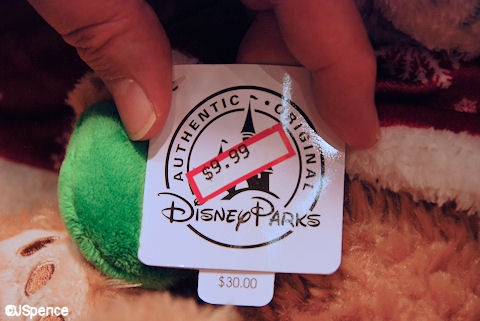 Duffy Price Tag