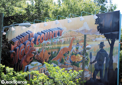 Diggs County Billboard