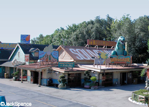 Chester and Hester's Dinosaur Treasures