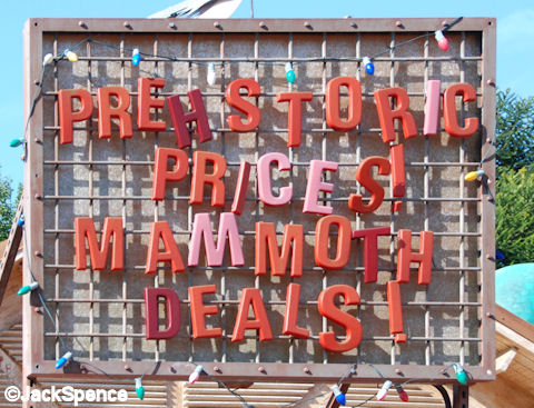 Prehistoric Prices