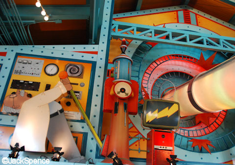 Technicians and Time Machine