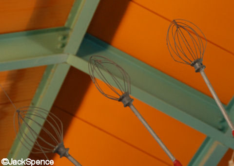 Whisk from Mixer